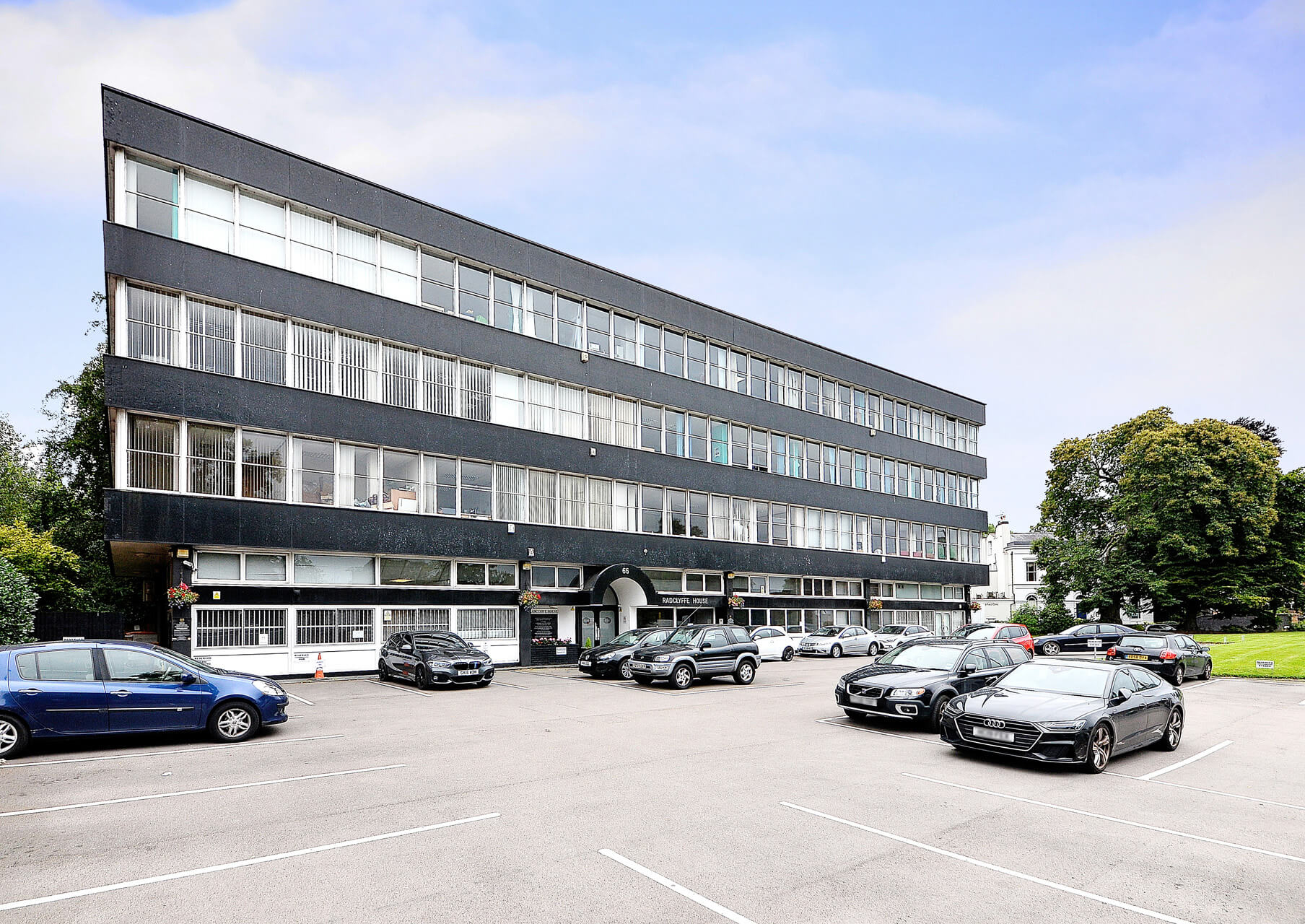 Serviced office space in Hagley Road, in Edgbaston from Radclyffe House Office Centre